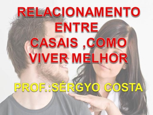 Curso Online de RELACIONAMENTO ENTRE CASAIS,