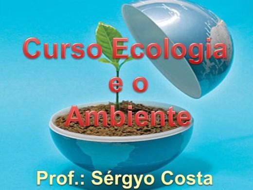 Curso Online de Ecologia e o Ambiente