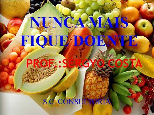 Curso Online de CURSO NUNCA MAIS FIQUE DOENTE