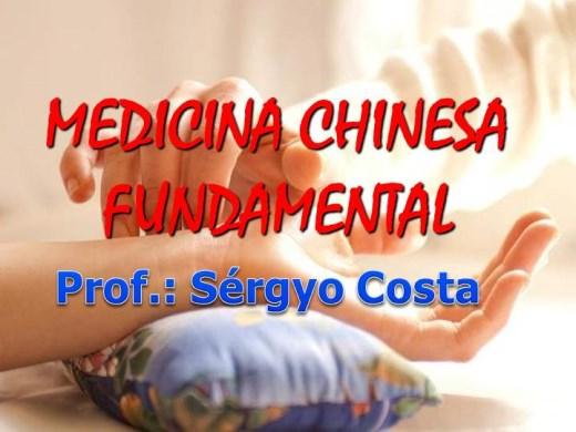 Curso Online de Medicina Chinesa Fundamental
