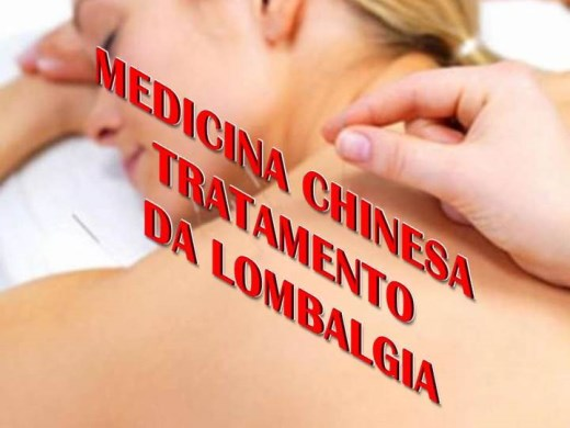 Curso Online de Medicina Tradicional  Chinesa  -Tratamento Da Lombalgia