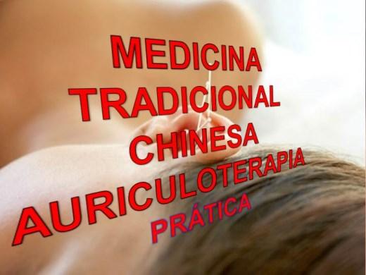 Curso Online de Medicina Tradicional  Chinesa  - Auriculoterapia Prática