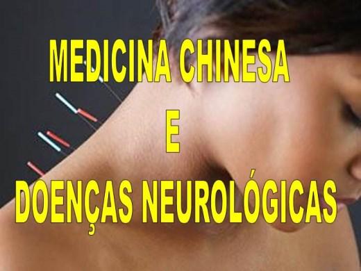 Curso Online de Medicina Chinesa  E Doenças Neurológicas