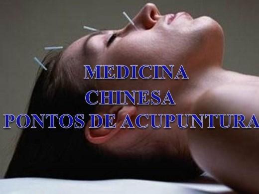 Curso Online de Medicina Chinesa  - Pontos De Acupuntura