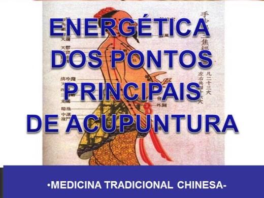 Curso Online de Energética Dos Pontos Principais De Acupuntura