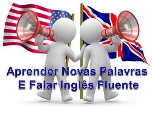 Curso Online de   Falar Inglês Fluente  E Aprenda Novas Palavras
