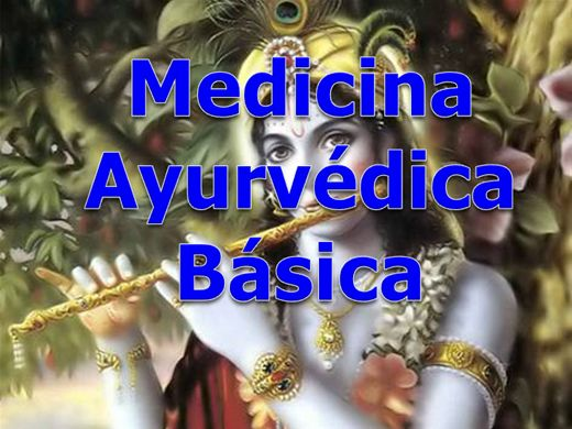 Curso Online de  Medicina Ayurvédica