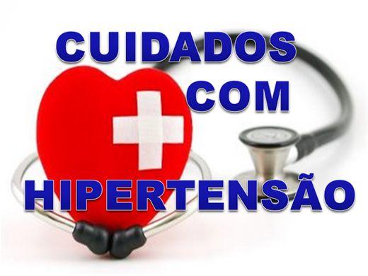 Curso Online de  Hipertensão   , Cuidados E Riscos