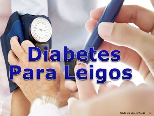 Curso Online de Entendendo A Diabetes