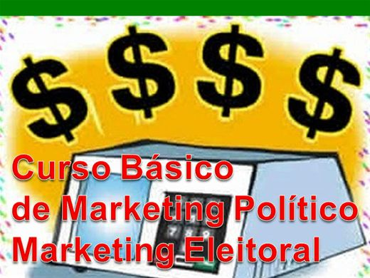 Curso Online de Marketing Político Básico Marketing Eleitoral