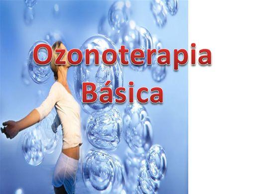 Curso Online de  Ozonoterapia Básica