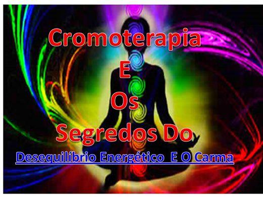 Curso Online de  Cromoterapia No Desequilíbrio Energético E O Carma