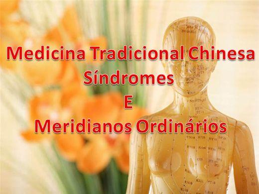 Curso Online de Medicina Tradicional Chinesa - Síndromes e Meridianos Ordinários
