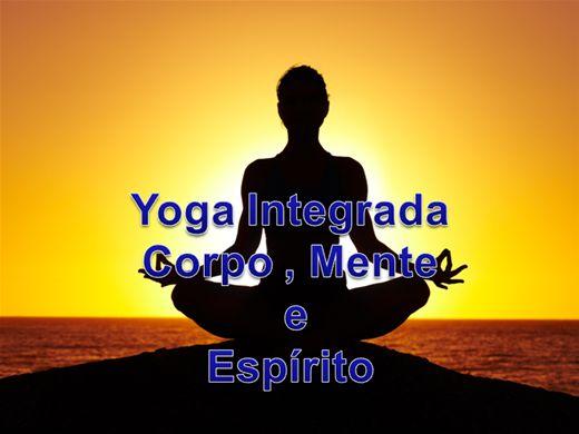 Curso Online de Yoga Integrada Corpo , Mente e Espírito