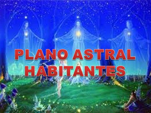 Curso Online de Plano Astral - Fantásticos Habitantes