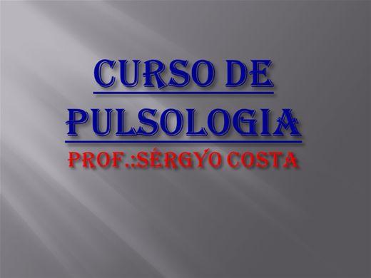 Curso Online de CURSO DE PULSOLOGIA