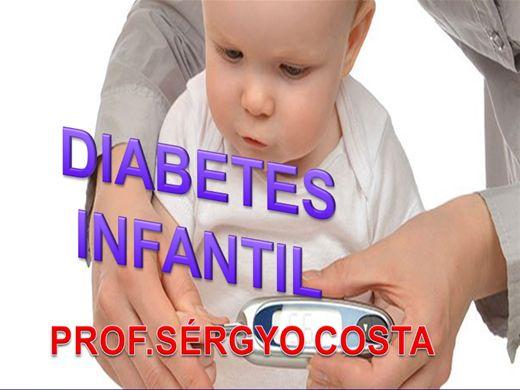 Curso Online de Diabetes Infantil