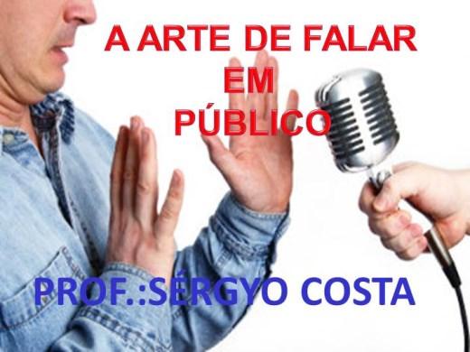 Curso Online de A ARTE DE FALAR EM PÚBLICO