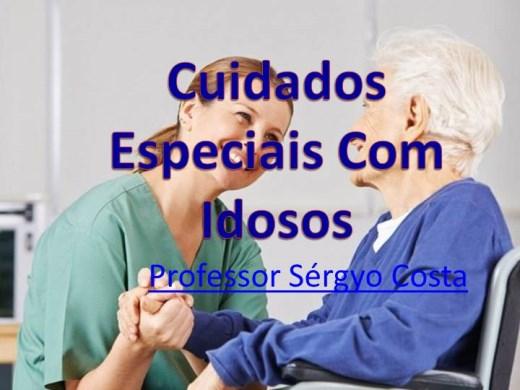 Curso Online de Cuidados Especiais Com Idosos