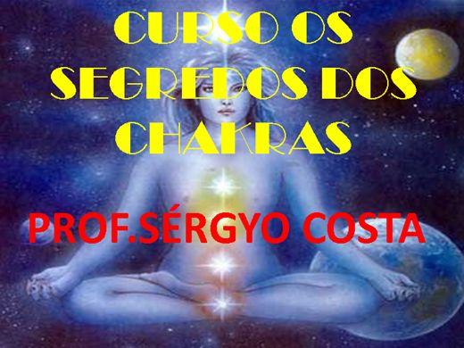 Curso Online de CURSO OS SEGREDOS DOS CHAKRAS