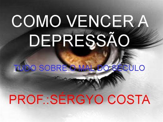 Curso Online de COMO VENCER A DEPRESSÃO