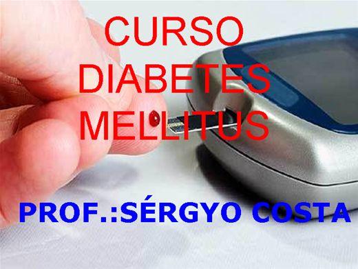 Curso Online de CURSO DIABETES MELLITUS