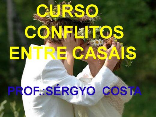 Curso Online de CURSO CONFLITOS ENTRE CASAIS