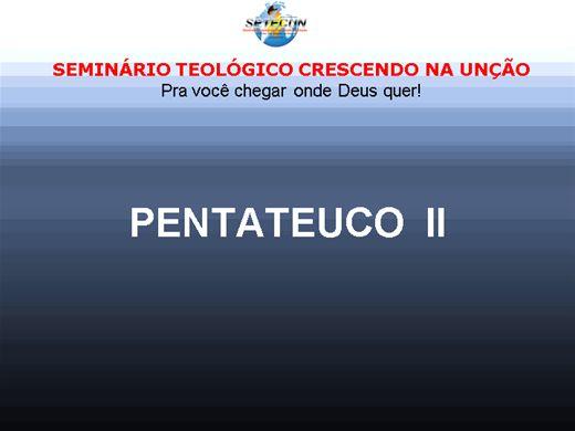 Curso Online de PENTATEUCO II