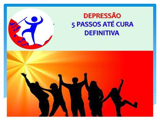 Curso Online de Depressão - 5 Passos para Cura Definitiva