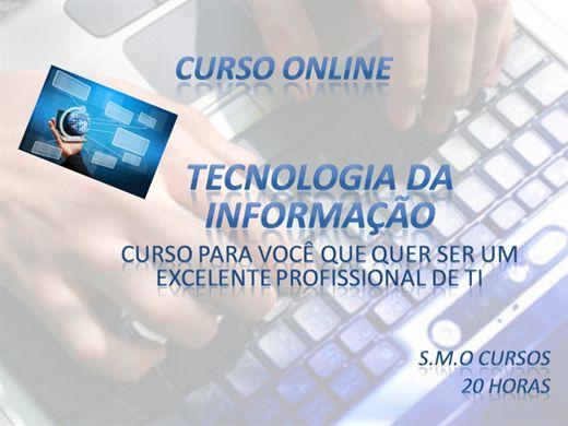 Curso Online de CURSO DE TI