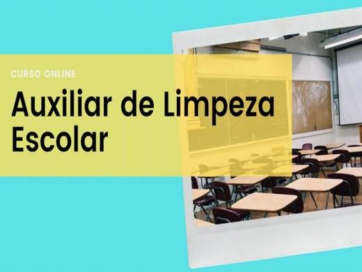Curso Online de Auxiliar de Higiene e Limpeza Escolar
