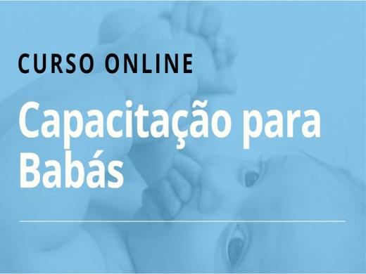 Curso Online de Capacitação para Babás