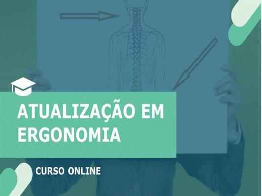 Curso Online de Atualização em Ergonomia