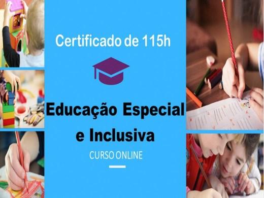 Curso Online de Educação Especial e Inclusiva