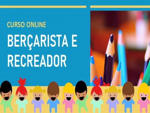 Curso Online de Berçarista e Recreador(a)