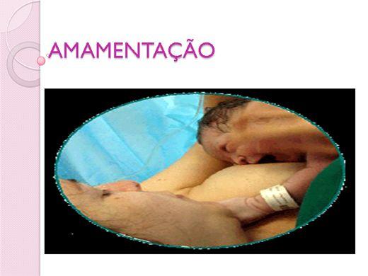 Curso Online de AMAMENTAÇÃO NA VIDA DO RN DENTRO DA UTIN