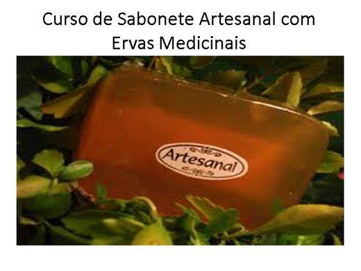 Curso Online de Curso de Sabonete Artesanal com Ervas