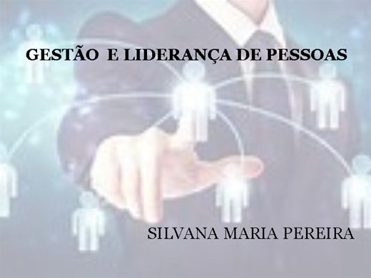 Curso Online de GESTÃO E LIDERANÇA DE PESSOAS