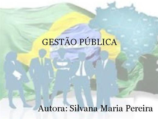 Curso Online de GESTÃO PÚBLICA