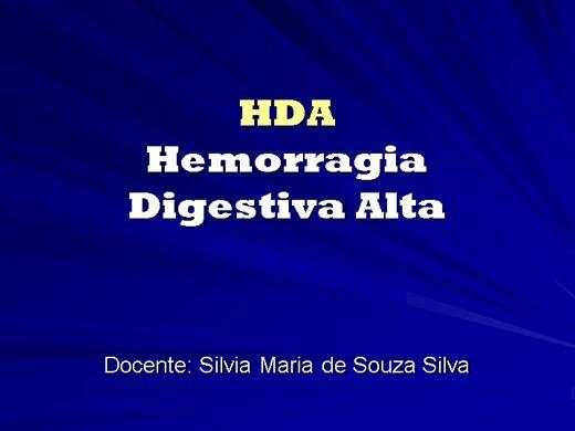Curso Online de HDA e Pancreatite e cuidados de enfermagem