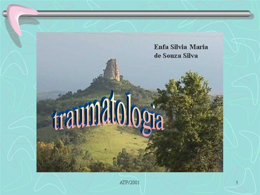 Curso Online de Traumatologia e Medicina Legal