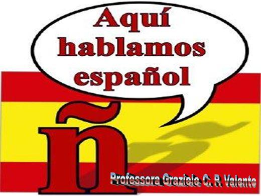 """Curso Online de Espanhol Básico """"Aqui Hablamos Español"""""""
