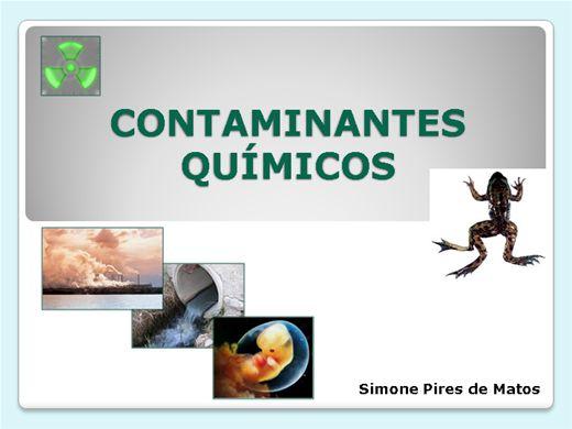 Curso Online de Contaminantes Químicos