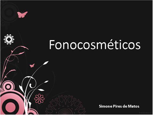 Curso Online de Fonocosméticos