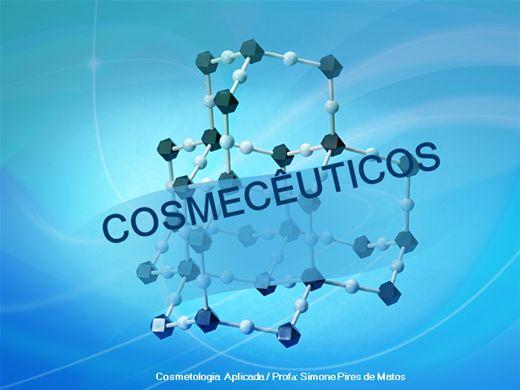 Curso Online de Cosmecêuticos e suas classes na cosmetologia