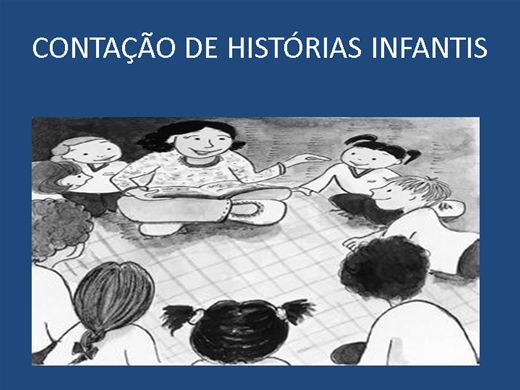 Curso Online de Contação De Histórias Infantis