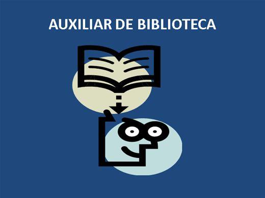 Curso Online de Auxiliar de Biblioteca