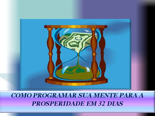 Curso Online de Como Programar sua mente para a Prosperidade