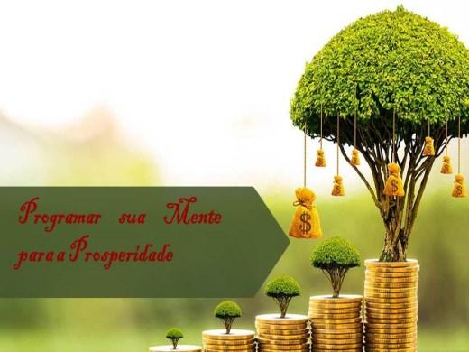 Curso Online de Programe sua mente para a prosperidade