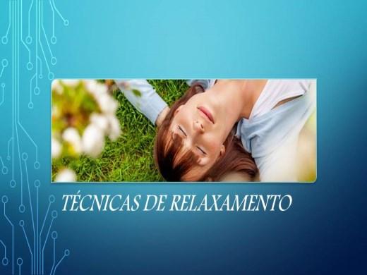 Curso Online de Técnicas de Relaxamento